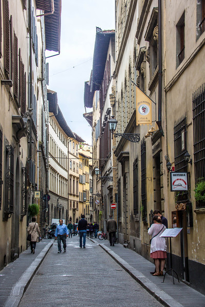 Florence - Side Streets-2410