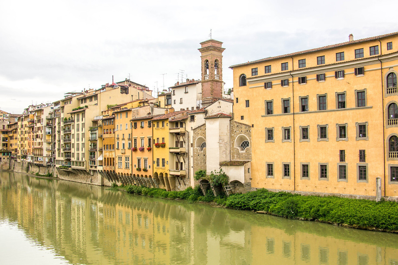 Florence - Ponte Vecchio-2398