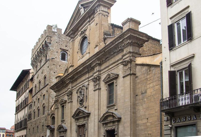 Florence - Chiesa di Santa Trinita-2355