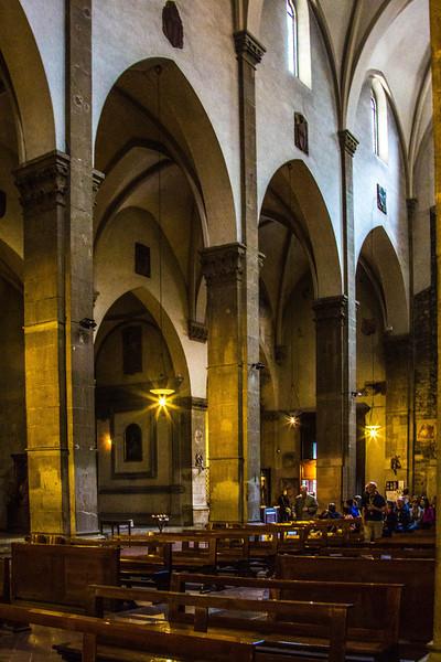 Florence - Chiesa di Santa Trinita-2367