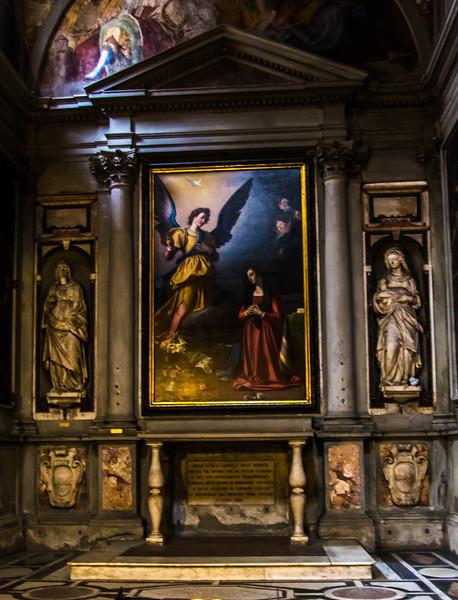 Florence - Chiesa di Santa Trinita-2380