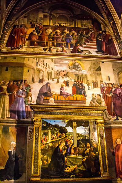Florence - Chiesa di Santa Trinita-2375