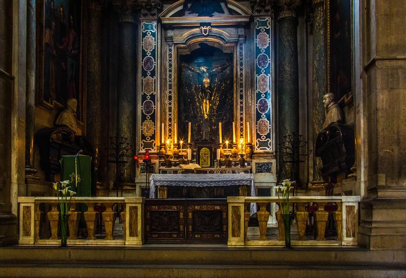 Florence - Chiesa di Santa Trinita-2361