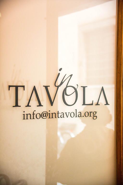 Florence - Day 2 -Chiesa di Santa Trinita & In Tavola