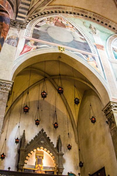 Florence - Chiesa di Santa Trinita-2382