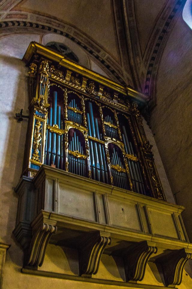 Florence - Chiesa di Santa Trinita-2374