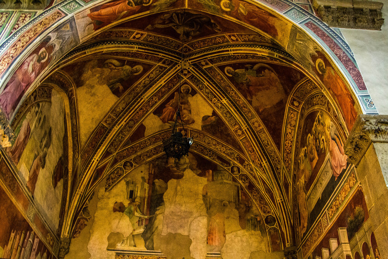 Florence - Chiesa di Santa Trinita-2368