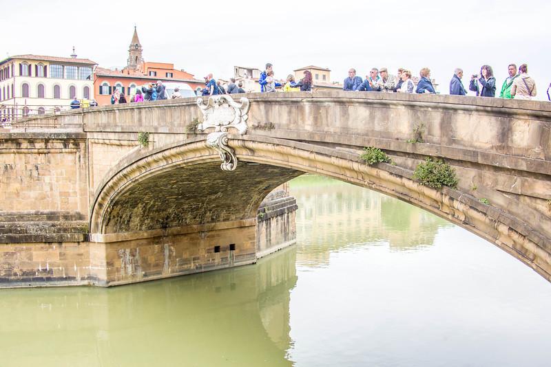Florence - River Arno Bridges-2392