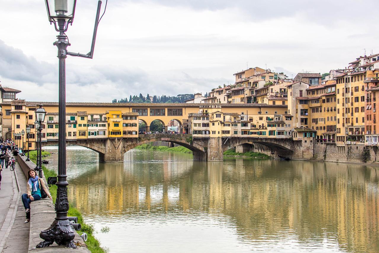 Florence - Ponte Vecchio-2390