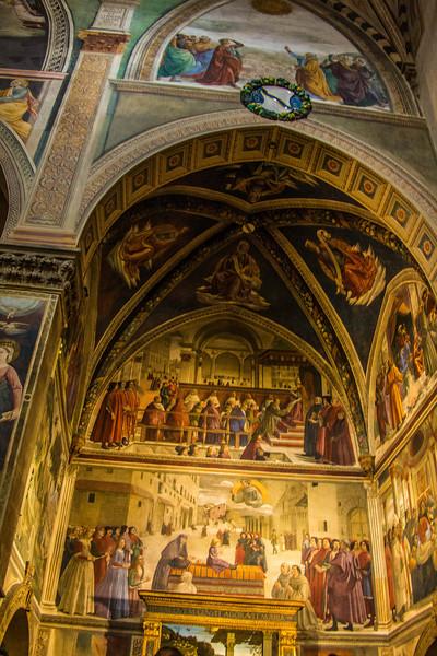 Florence - Chiesa di Santa Trinita-2358