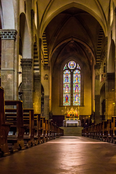 Florence - Chiesa di Santa Trinita-2386