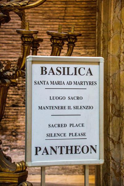 Rome Pantheon-3062