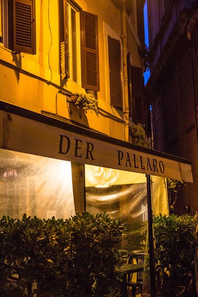 Rome - Day 1-Colloseum, Pantheon, Piazza Navona, Der Pallaro