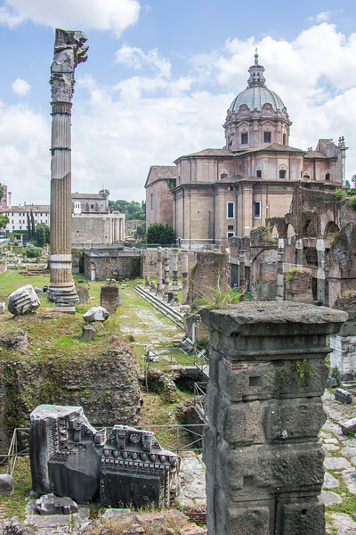 Rome - Forum-3391