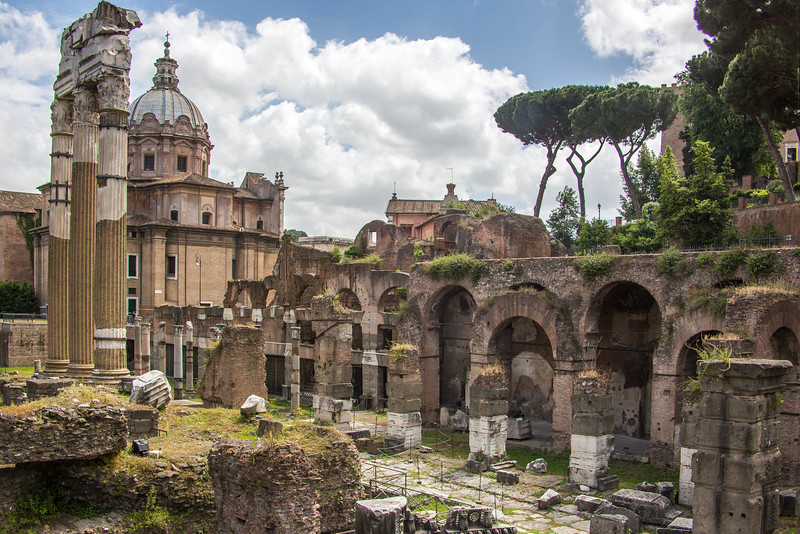 Rome - Forum-3389