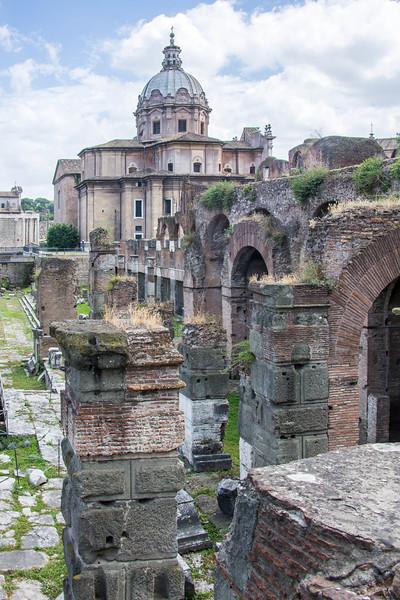 Rome - Forum-3394