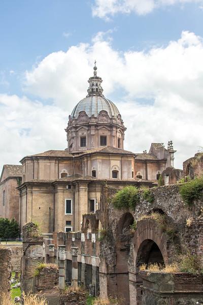 Rome - Forum-3398