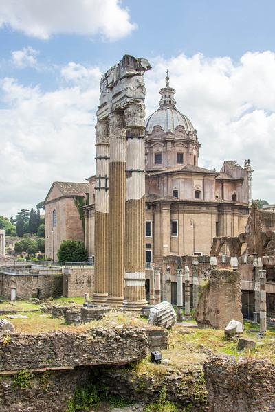 Rome - Forum-3387