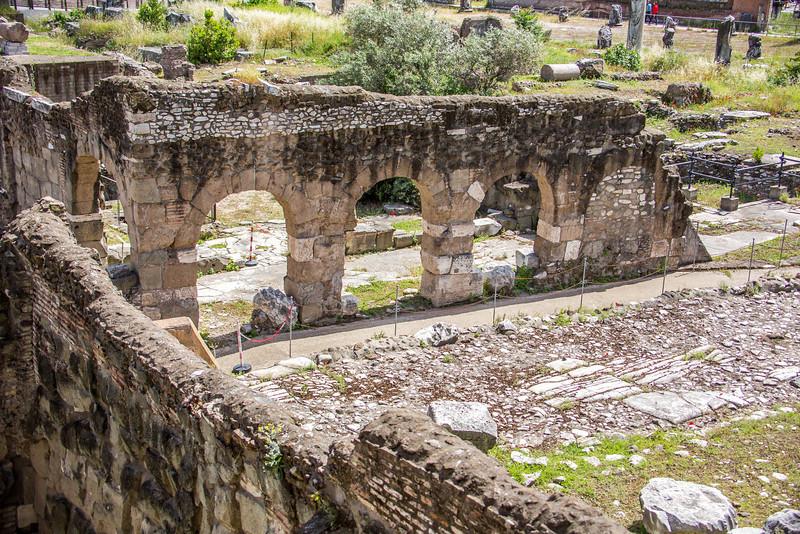 Rome - Forum-3370
