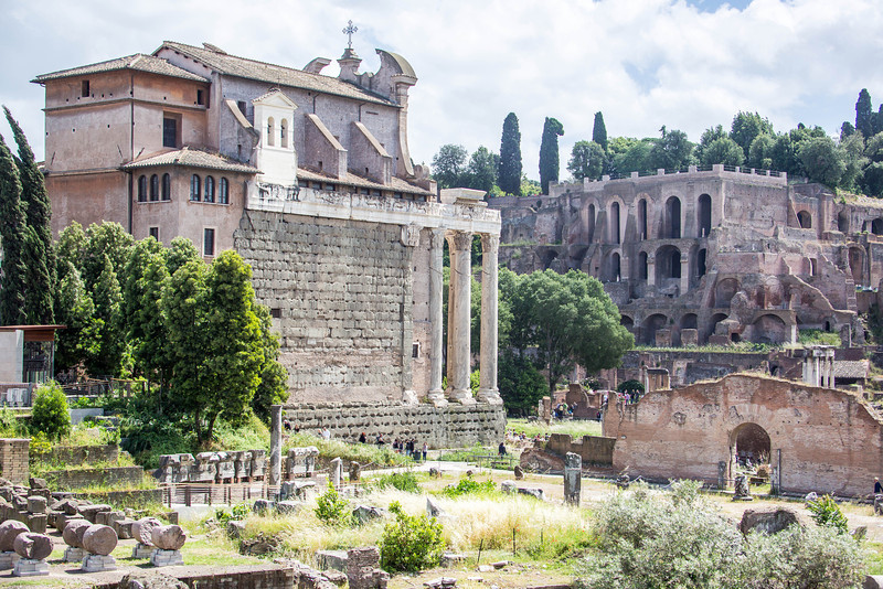 Rome - Forum-3369