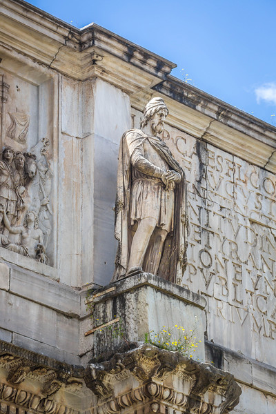 Rome - Arch of Constantine-3659
