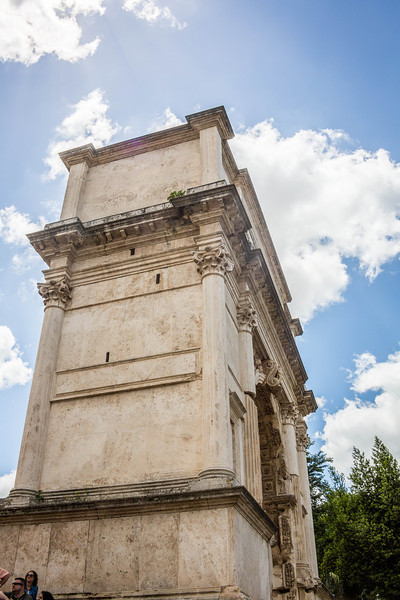 Rome - Arch of Titus-3690