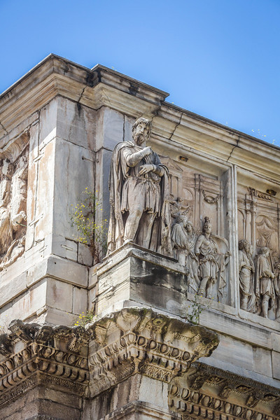 Rome - Arch of Constantine-3658