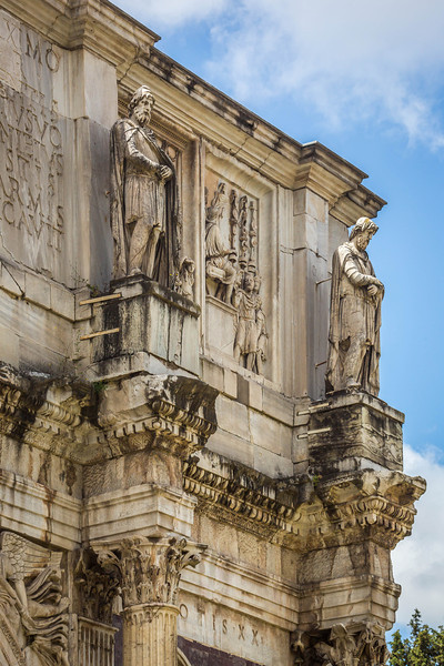 Rome - Arch of Constantine-3657