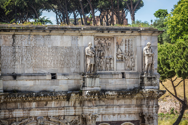 Rome - Arch of Constantine-3624