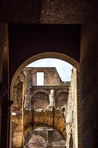 Rome - Colosseum-3559