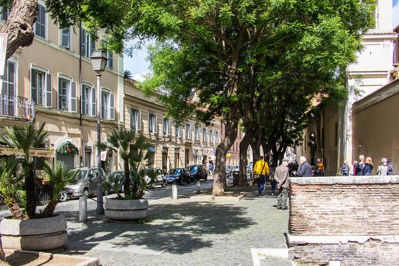 Rome - St Clemente-3539