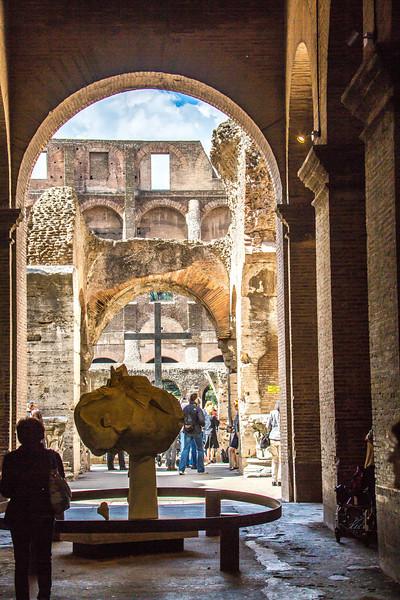 Rome - Colosseum-3562