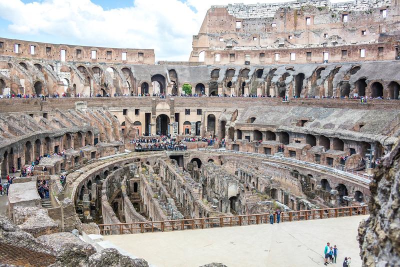 Rome - Colosseum-3580