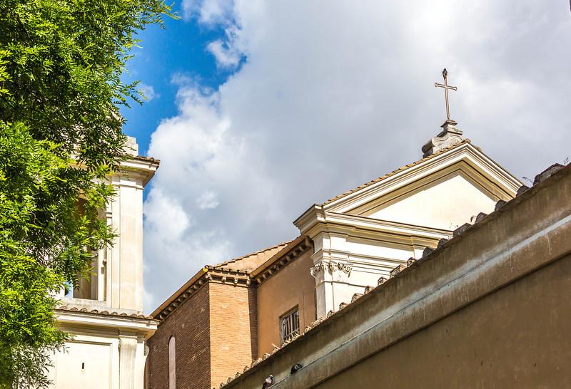Rome - St Clemente-3535