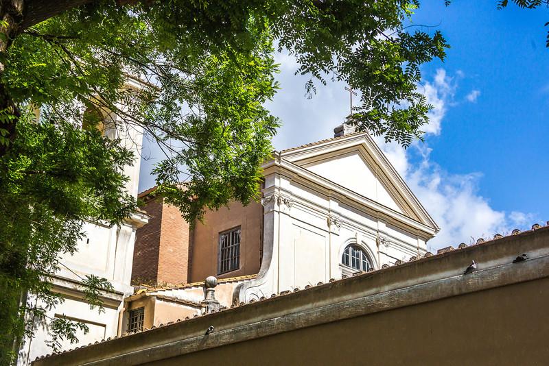 Rome - St Clemente-3536