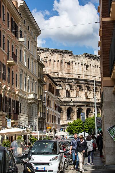 Rome - Colosseum-3543