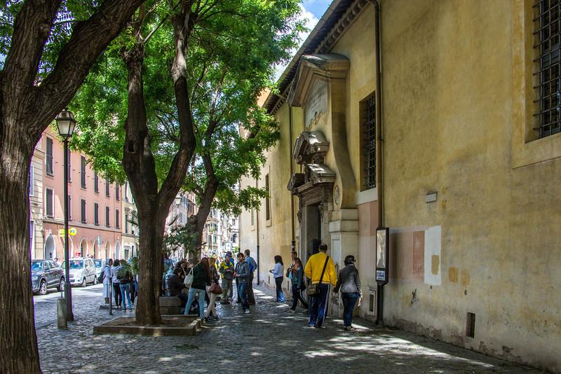 Rome - St Clemente-3540