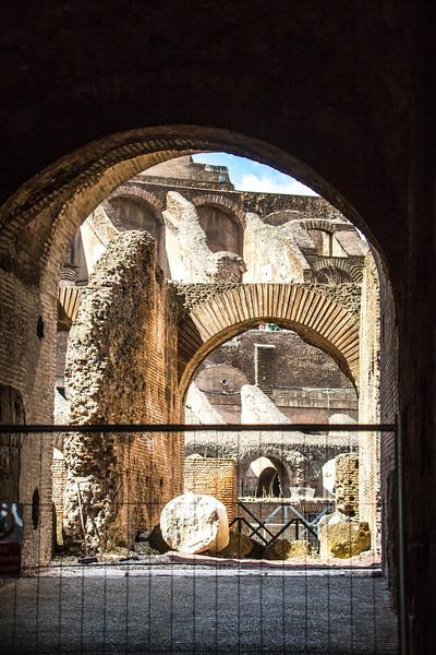 Rome - Colosseum-3566