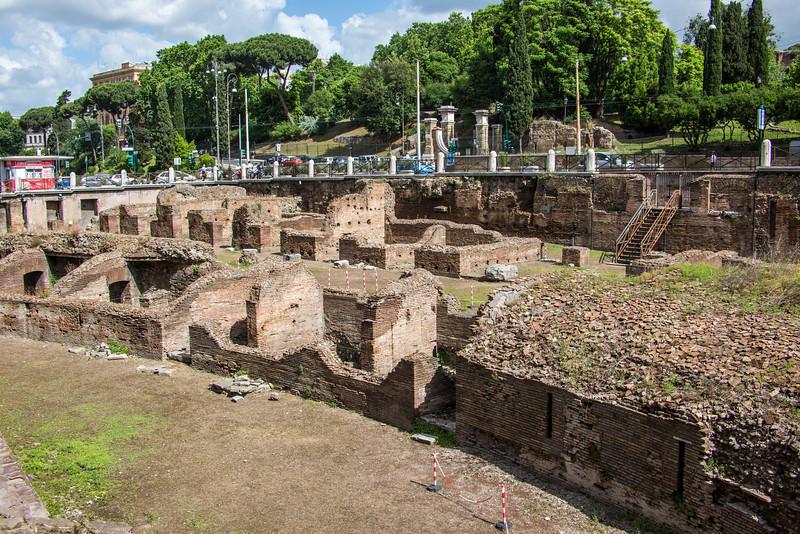 Rome - Colosseum-3544