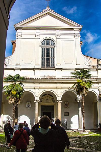 Rome - St Clemente-3534
