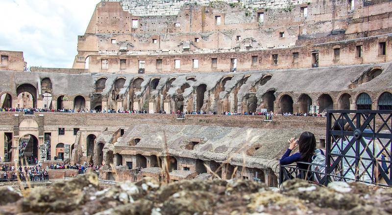 Rome - Colosseum-3579