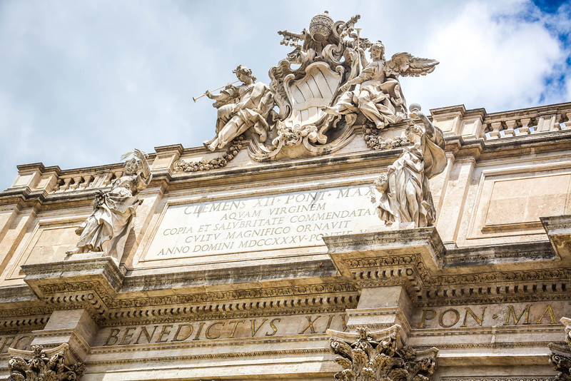 Rome-Trevi Fountain-3919