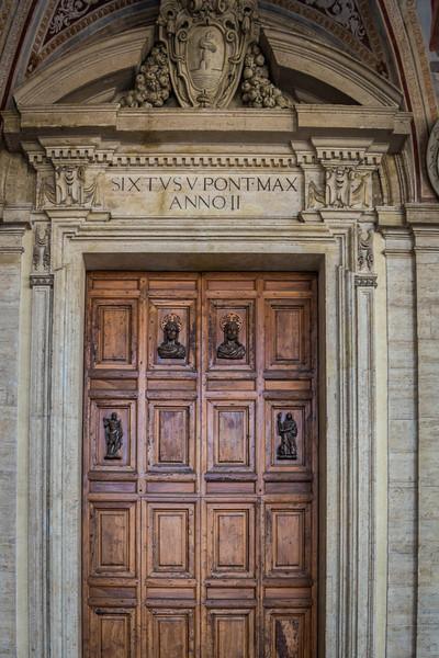 Rome-St Giovanni Laterano-4003