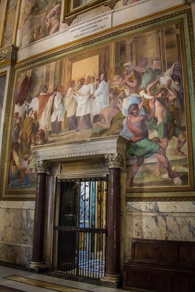 Rome - Day 5 - San Giovanni, Sacra di Largo, Piazza del Campidoglio