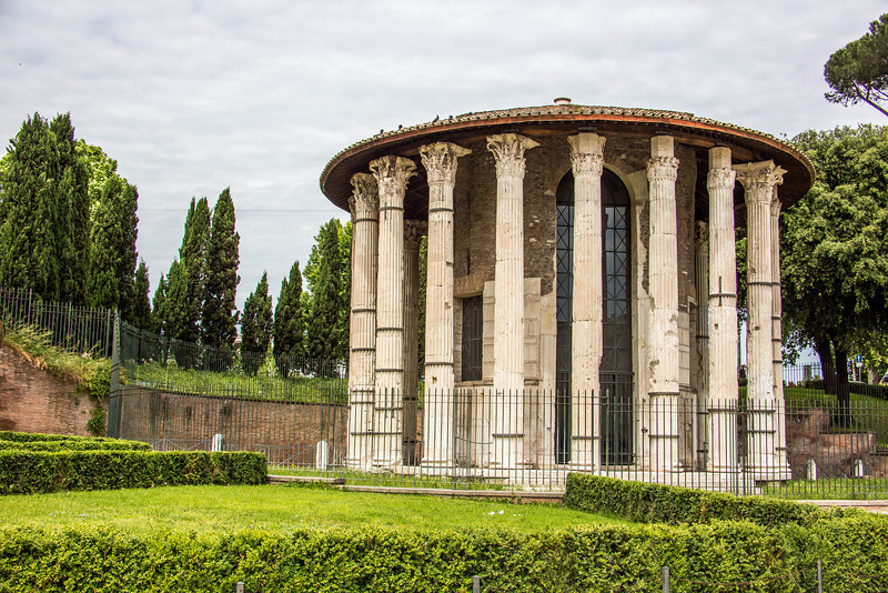 Rome - Piazza Santa Maria-4377