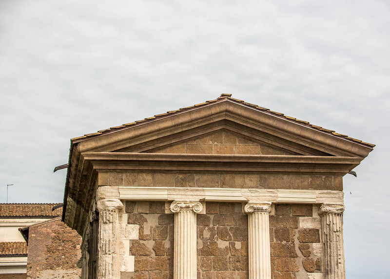 Rome - Piazza Santa Maria-4378