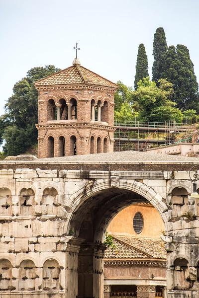 Rome - Piazza Santa Maria-4382