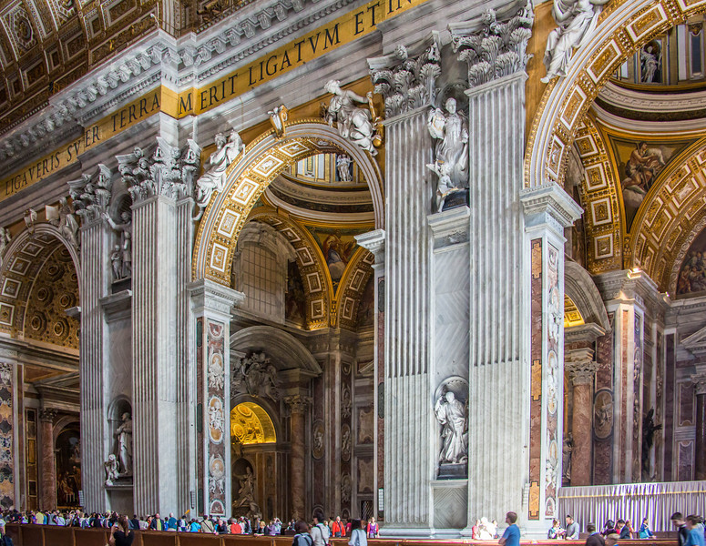 Rome - St Peters-4313