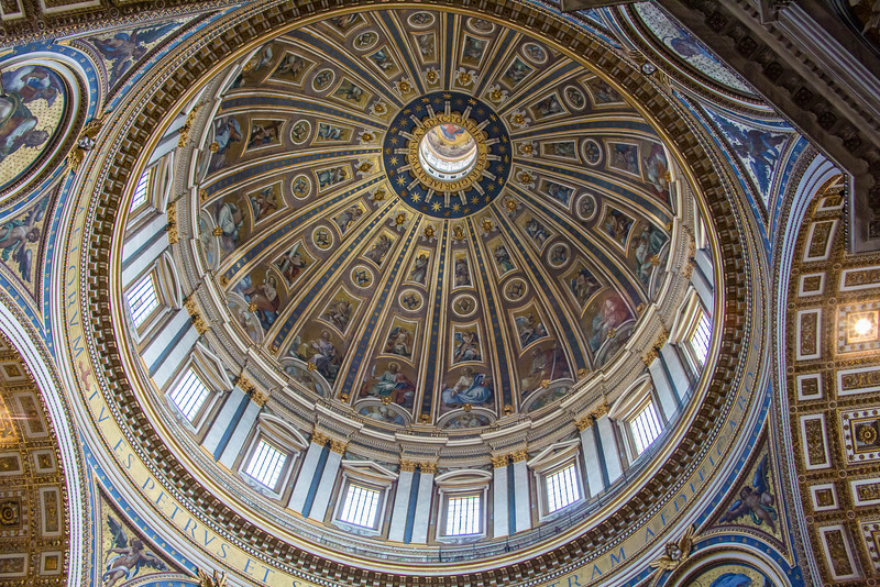 Rome - St Peters-4286