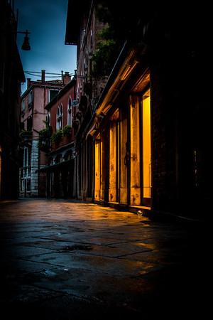 Venice-In the Rain-0909